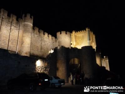 Visita enológica a Peñafiel – Ribera del Duero; equipo senderismo